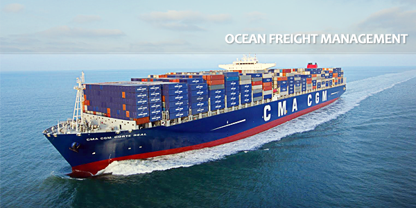 Ocean Freight Management